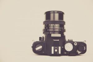 Analog Reflex Camera