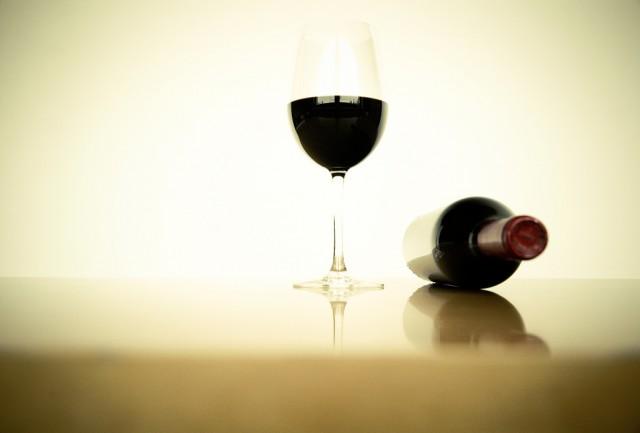 Botle Glass Wine
